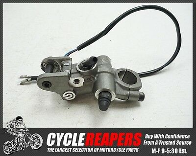 D044 2012 2013 11-14 Ducati Panigale 1199 1199S Brembo Clutch Master Cylinder