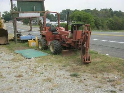 1982 Ditch Witch 3210 Trenchers