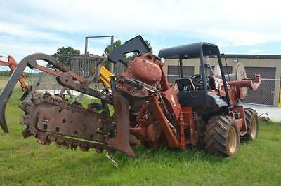 2005 Ditch Witch RT95H Combo Trenchers