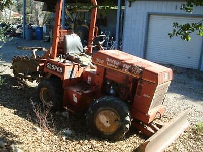 2000 Ditch Witch 3700DD Trenchers