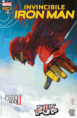 Fumetto - Marvel Italia - Iron Man 48 - Invincibile Iron Man 12 - Nuovo !!!
