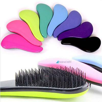 New Paddle Beauty Healthy Styling Care Hair Comb Detangle Brush Styling Tamer GE