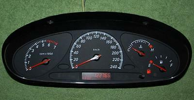 Ford Falcon AU 1 Police Dash Instrument Cluster low kms OPT20