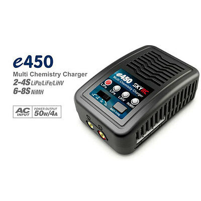 SkyRC e450 Charger 50W - 4A -AC - SK-100122