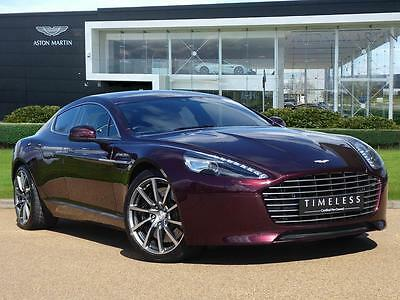 2015 Aston Martin Rapide S 6.0 S Coupe Touchtronic III 4dr