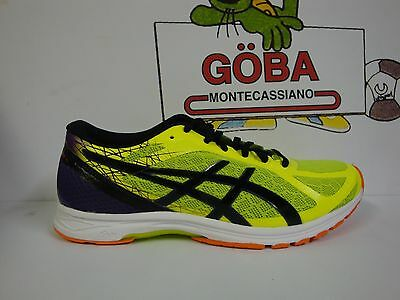 Asics Gel Ds Racer 11 Men's  Flash Yellow/black/purple