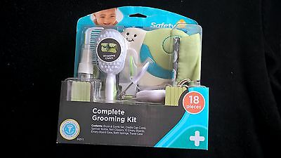 Safety 1st Complete Grooming Kit - New in the Box