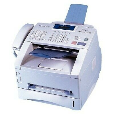 New Brother PPF4750E IntelliFax 4750e High-Performance Business-Class Laser Fax