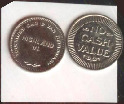400 Different Car Wash  Tokens