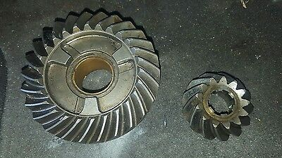90hp 115hp 120hp johnson evinrude gearbox forward gear & pinion 0434063 434063