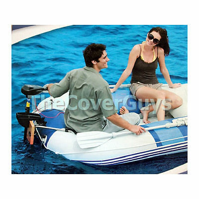 Inflatable Motor Mount to 3HP  Electric Boat Maritime