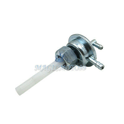 Petcock Fuel Tap Switch Valve For 49cc 50cc Eton Beamer II III 50 Scooter Moped
