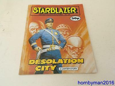 Starblazer Comic No.239 Desolation City