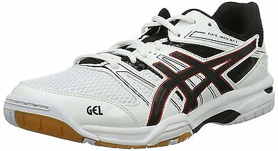 Asics Men's Gel-Rocket 7 Volleyball Shoes, Multicolor...