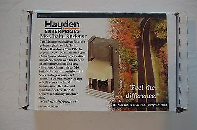 HAYDEN M6 AUTOMATIC Primary Chain Tensioner Adjuster Harley Dyna