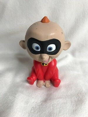 "2004 Jack Jack 4"" McDonald's Action Figure #5 Disney Pixar Incredibles"