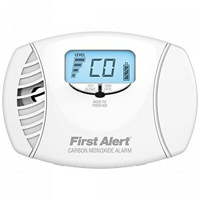 First Alert CO615 Dual Power Carbon Monoxide PlugIn Alarm with Battery Backup