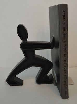 """James"" the bookend by Black+Blum modern decor"
