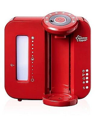 Tommee Tippee Closer To Nature Red Perfect Prep Machine