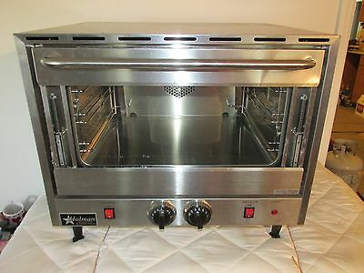 Star Manufacturing CCOH-3, Holman For Parts or Repair Electric Convection Oven