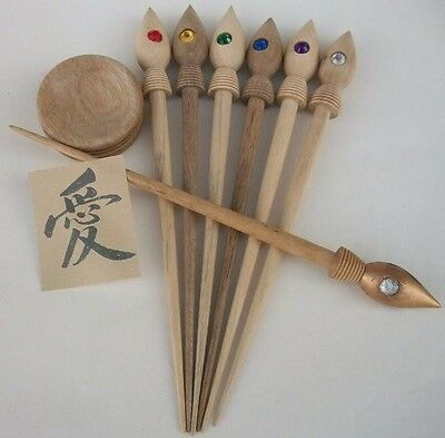 Original Russian spindle . Supported spindle. Siberian spindle. Gypsy spindle.