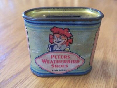 Peters Weatherbird Shoes vintage bank