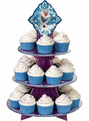 New Wilton Disney Frozen Cupcake Stand Combo Set