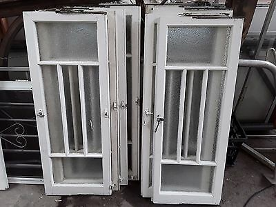 House Lot of White Hopscotch Casement Windows - $1200.00 (for the lot)