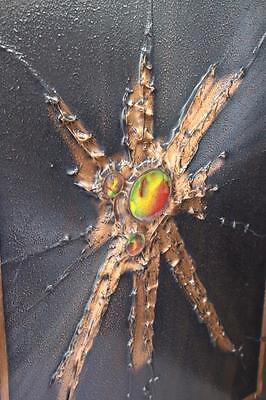 Large Retro Vintage Abstract Copper Wall Art Picture  ~ Must See