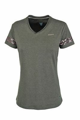 Pikeur Damen Reitshirt Holly taupe