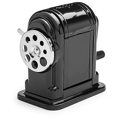 X-ACTO Ranger 55 Manual Pencil Sharpener, Black