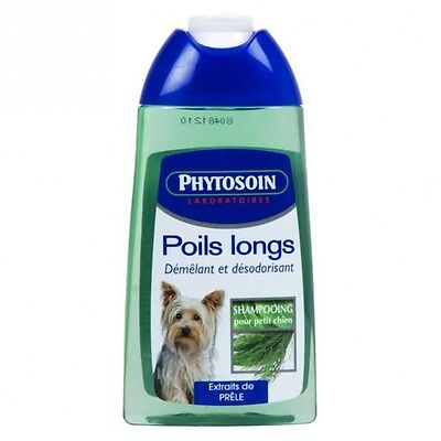 PHYTOSOIN shampooing poils longs petits chiens