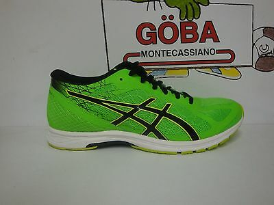 Asics Gel Ds Racer 11 Men's  Green Gecko/black/safety Yellow