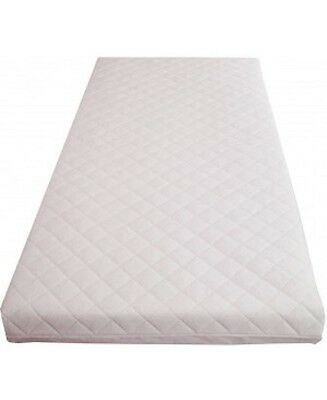 Waterproof Baby COT BED MATTRESS Breathable Extra Thick 140 X 70 X 13CM Nursery