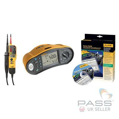 *EXCLUSIVE* Fluke 1664FC Multifunction Tester + FREE T150 & DMS Software!!!