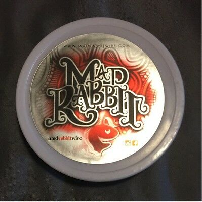 40g Mad Rabbit N80 Competition Wrap Wire -250ft (Clapton, Alien, Staple)