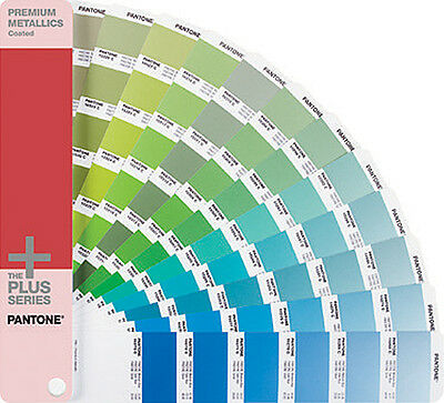 Pantone 2018 Premium Metalics Guide GG1505 Plus (Replaced GG1405) 2017 Edition