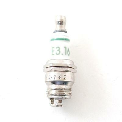 2-Pk E3 5/8 in. Spark Plug for 2-Cycle and 4-Cycle Engines E3.16