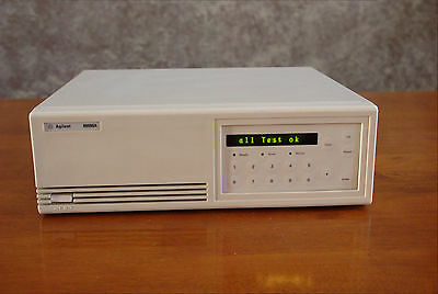 HP/Agilent 89090A Peltier Temperature Controller for Spectrophotometer 8453 8452