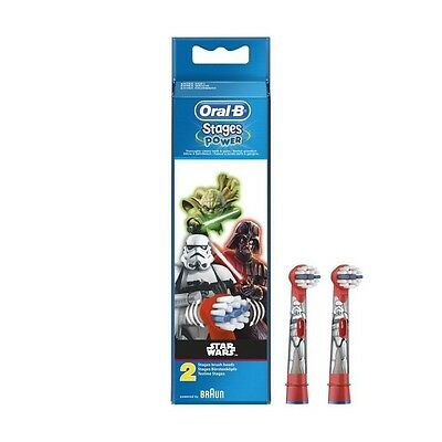 ORAL-B Brossettes STAR WARS (pack de 2)