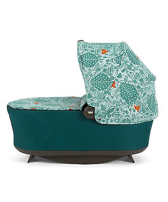 Brand New! Mamas & Papas Mylo2 Foxleaf Carrycot - Only