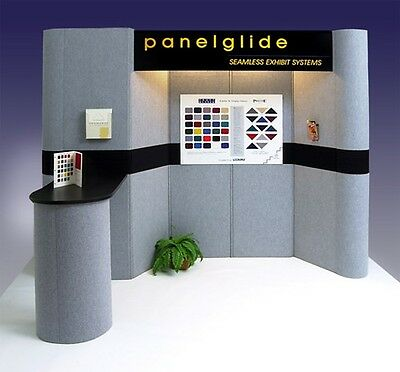 Trade Show Display Booth 10x10 Folding Panel