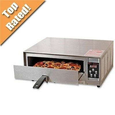 Wisco Pizza Digital Stainless Steel Countertop Snack Oven - NEW - Model 425