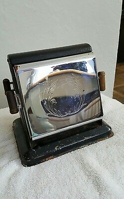 Antique toaster stove top  vintage
