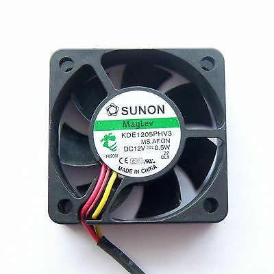 1pcs SUNON 5015 5cm GB1205PHV1-8AY Fan 12V 1.2W