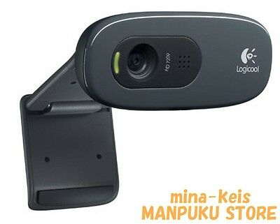 LOGICOOL HD Webcam C270 3.0 Megapixel from JAPAN F/S with tracking number