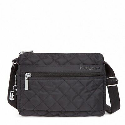 NEW Hedgren Diamond Touch  Carina - in BLACK -  Hand Luggage