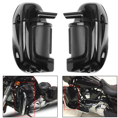 Lower Vented Leg Fairing Glove Box for Harley Road King Tour Electra Glide #8