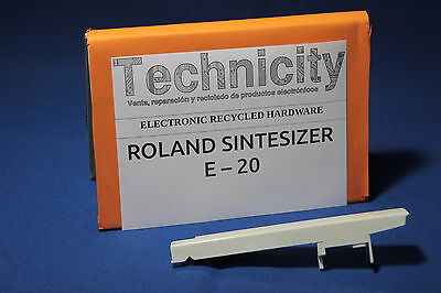 Roland E 20 - Piano Key C -8 - Tecla Piano Do - 8   - Tested