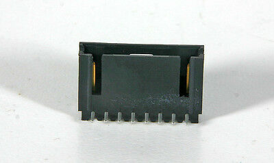 AMPMODU  - PCB Connector - 8 Pin - Right Angle - 158 Pieces